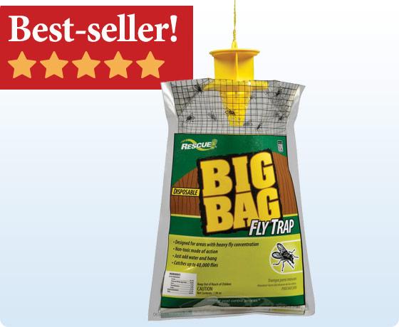 RESCUE!® Big Bag Fly Trap
