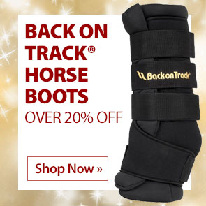 Back on Track® Horse Boots over 20% Off