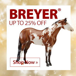 Breyer® Up to 25% off