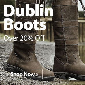 Dublin Boots over 20% Off