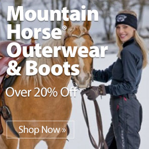 Mountain Horse® Outerwear & Boots over 20% Off
