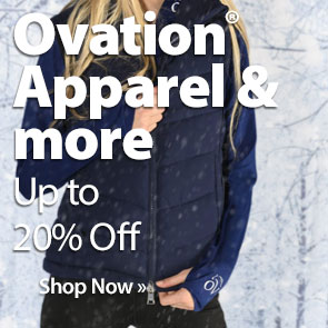 Ovation Up to 20% Off
