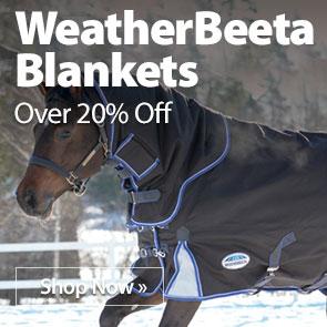 WeatherBeeta Blankets over 20% Off