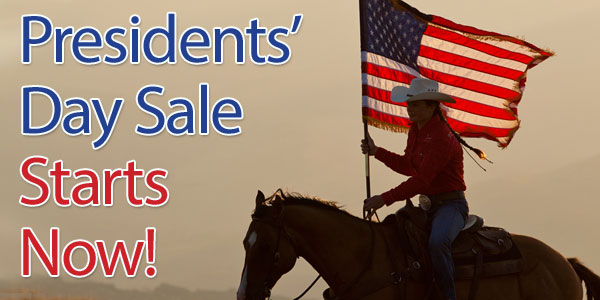 Presidents Day Sale Starts Now! 30% Off Your Order*