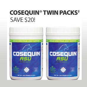 Cosequin® Twin Packs†