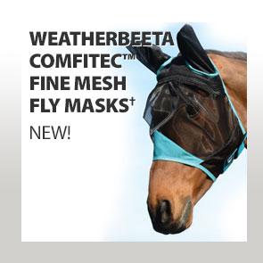 WeatherBeeta ComFiTec™ Fine Mesh Fly Masks†