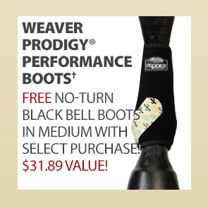 Weaver Prodigy® Performance Boots†