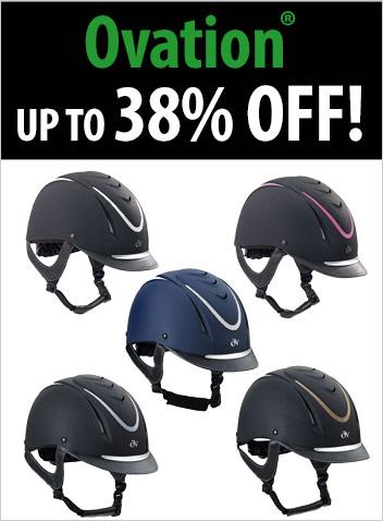 Ovation and One K Helmets