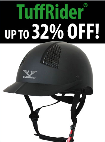 TuffRider Helmets