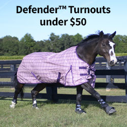 Defender turnouts under $50