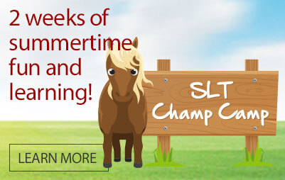 SLT Champ Camp is your fun-filled camp activities will be live all summer long, so you can set your own camp schedule.