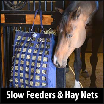 Slow Feeders & Hay Nets