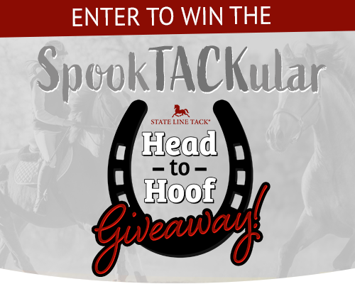 Enter to Win the Spooktacular Head to Hoof Giveaway
