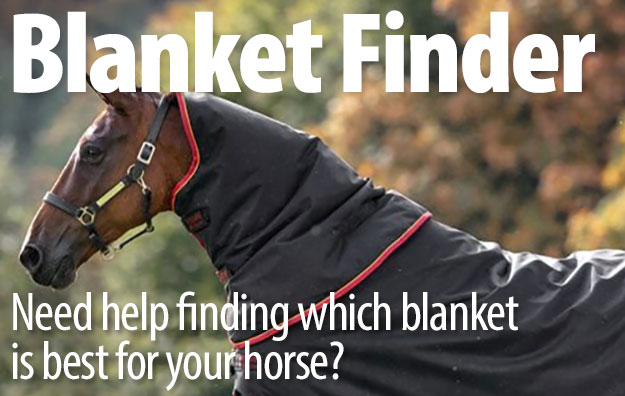 Need help finding which blanket is best for your horse?
