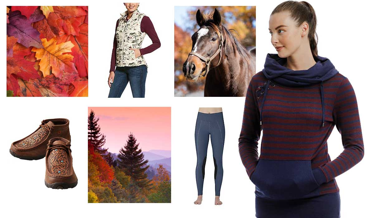 Fall English and Casual Apparel Collection