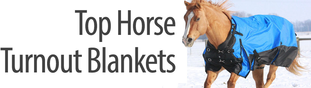 Top Horse Turnout Blankets