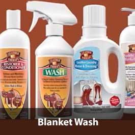 Blanket Wash