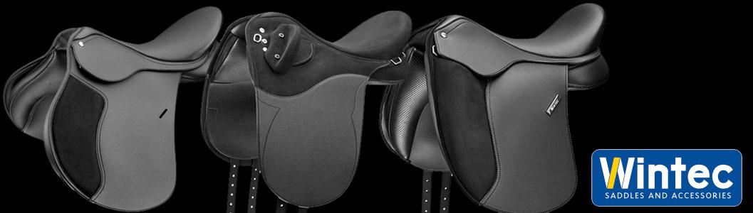 Wintec® Saddles - Fit, Comfort, Performance