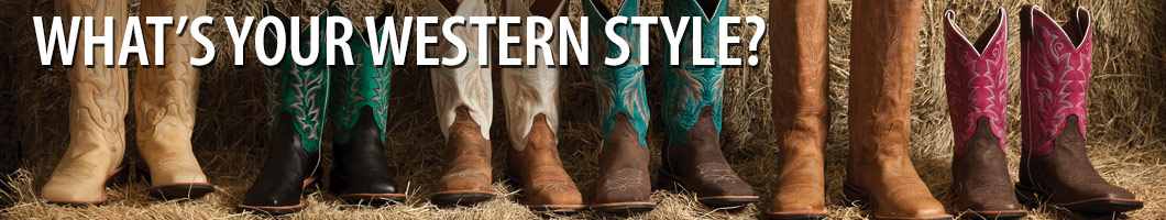 What's Your Western Style?
