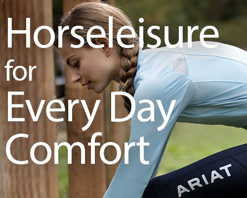 Horseleisure for Every Day Comfort