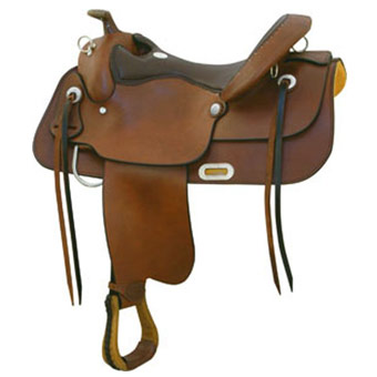 American-Made Western Saddles