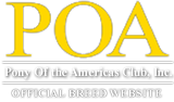 Pony of the Americas Club, Inc Logo