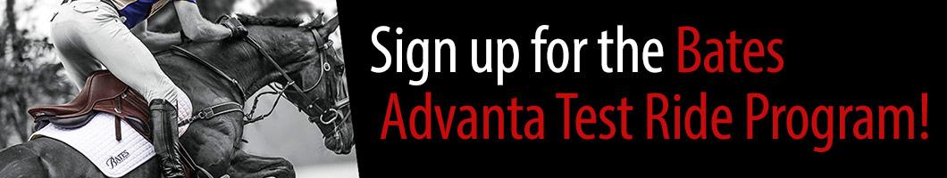 Sign up for the Bates Advanta Test Program