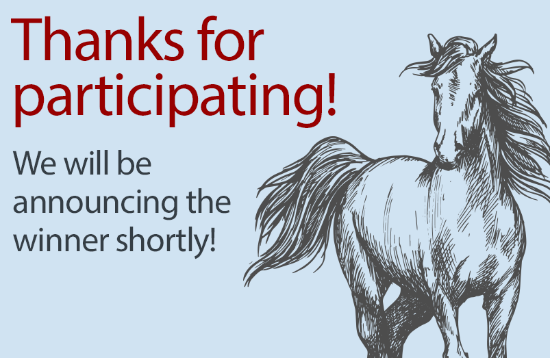 Thanks for participating!