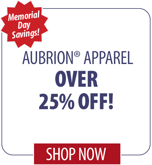 Up to 42% off Aubrion� Apparel