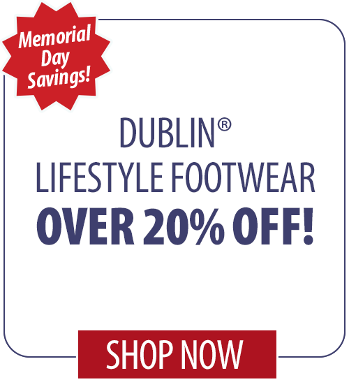 Over 20% off Dublin� Lifestyle Footwear