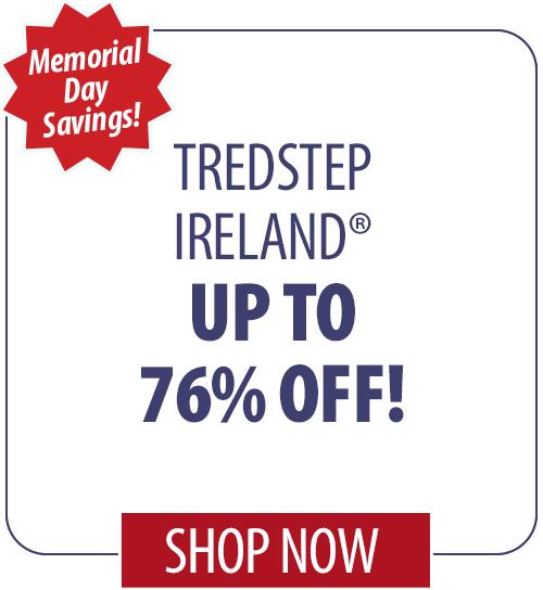 Tredstep Ireland up to 66% off!