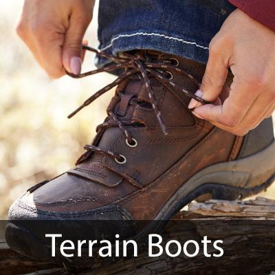 Terrain Boots