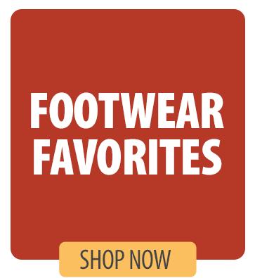 Footwear Favorites