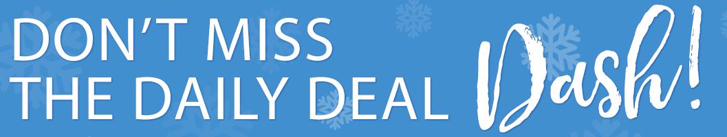 Daily Deal Dash!