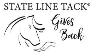 State Line Tack Gives Back