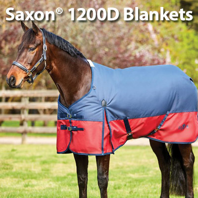 Saxon� 1200D Blankets