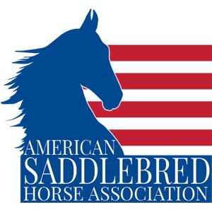 American Saddlebred Horse Association logo