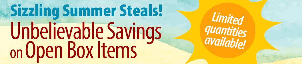 Summer Steals!