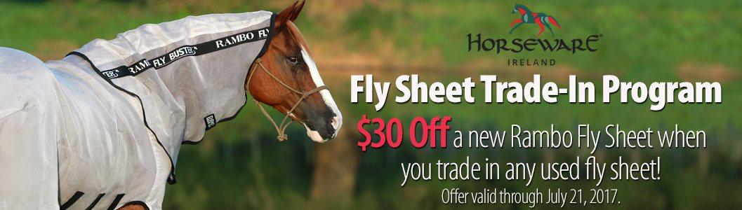 Rambo Fly Sheet Trade In