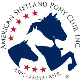 American Shetland Pony Club Inc. logo