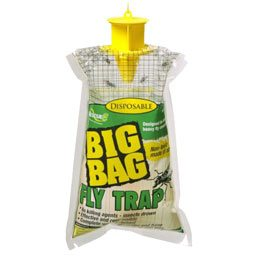 fly traps and bags
