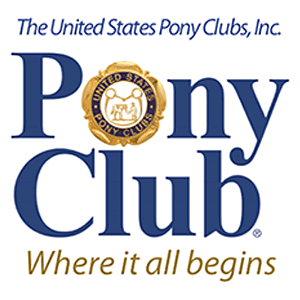 United States Pony Clubs logo
