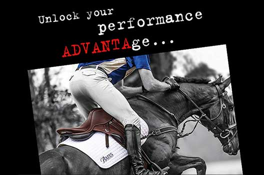 Unlock your performance ADVANTAge...