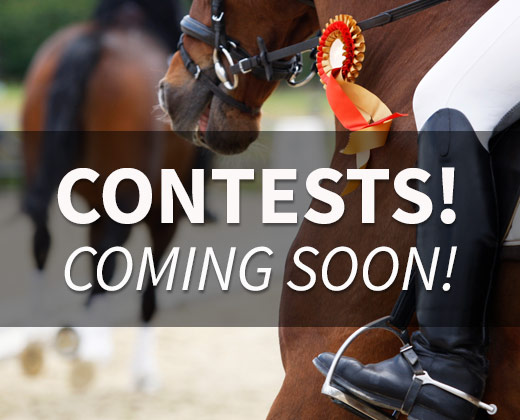 Contests - Coming Soon!