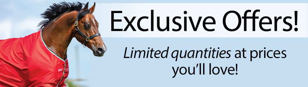 Exclusive Offers! Limited quantities at prices you'll love!