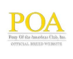 Pony of the Americas Club, Inc.