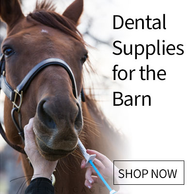 Dental Supplies for the Barn
