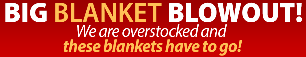 Turnout Blanket Clearance Event