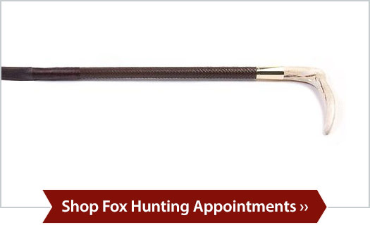 Shop Fox Hunting Appointments