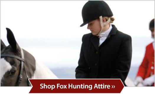 Shop Fox Hunting Attire